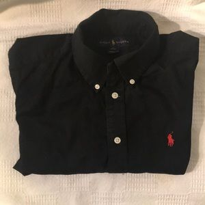Ralph Lauren Polo shirt for boys; pre-owned: LG